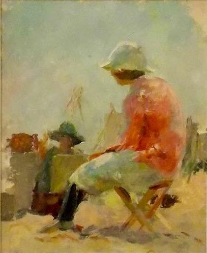 Art Class, Florence Ware