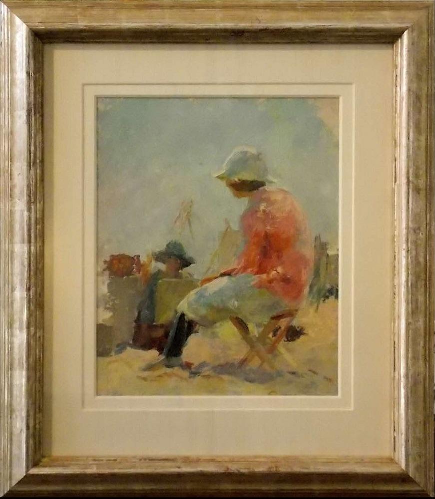 Forgotten Man by Maynard Dixon