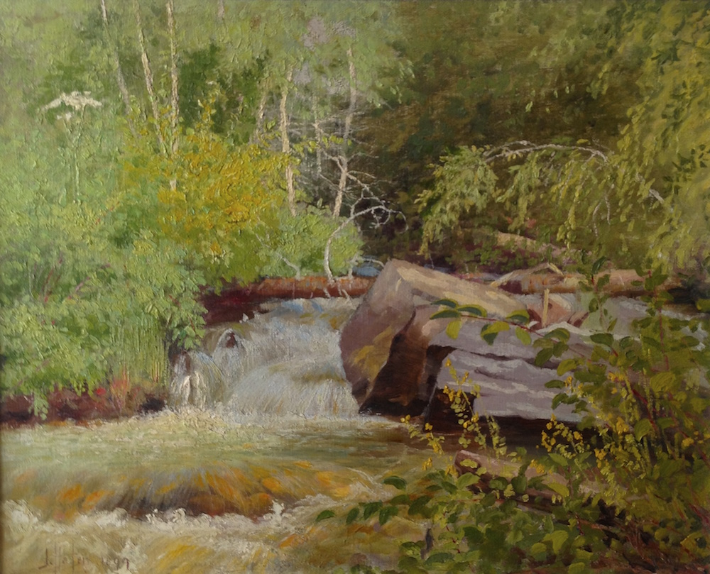 John Hafen - Hobble Creek