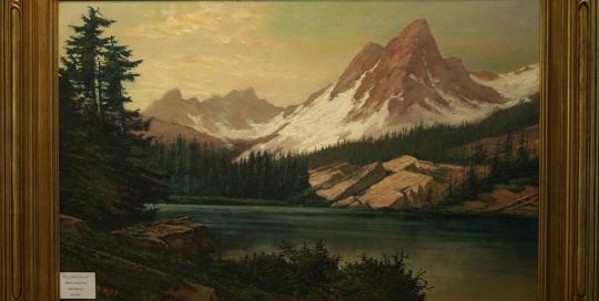 Alfred Lambourne