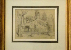 Lee Green Richards - cottage