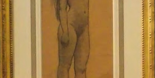 Maynard Dixon - Indian Nude