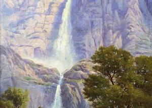 H.L.A. Culmer - Yosemite