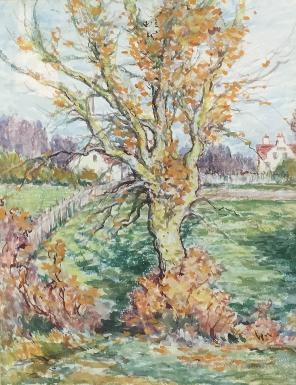 French Country Landscape Williams Fine Art