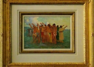 Study-For-Tobacco-Dance-Of-The-Plains-Indians-Joseph-H-Sharp