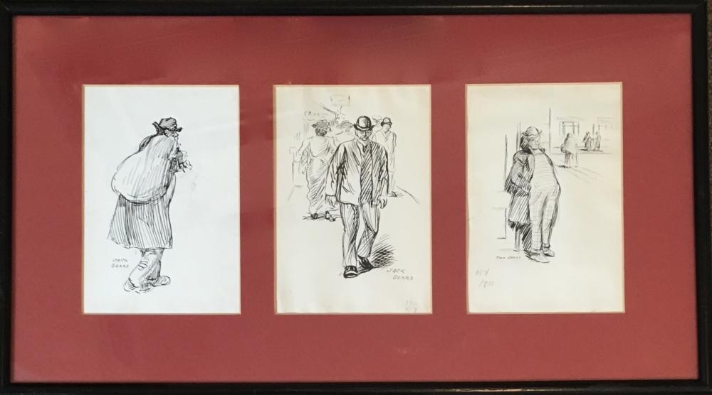Drawings of New York